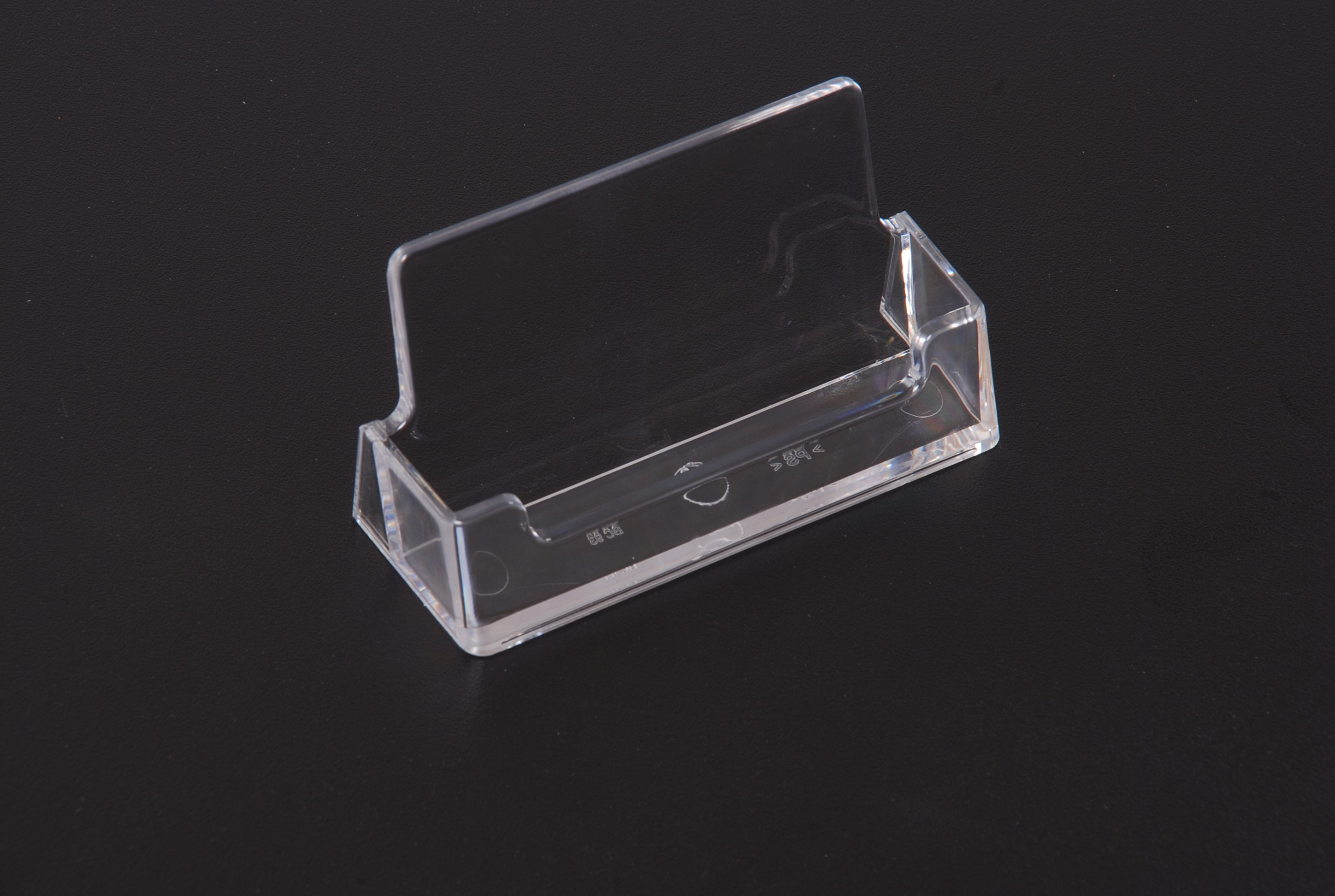 High Quality Single Portrait Business Card Holder