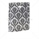 Punch Handle Carrier Bags Damask