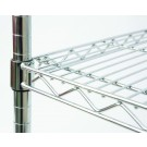 Chrome Wire Shelves